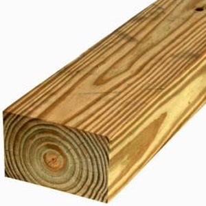 Treated Timbers & Landscape Ties
