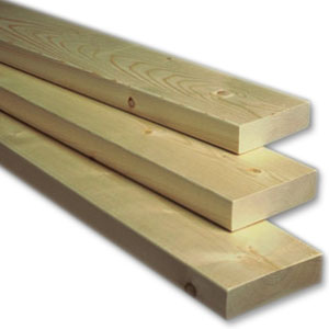 Pine,Fir,Spruce & Hemlock Boards